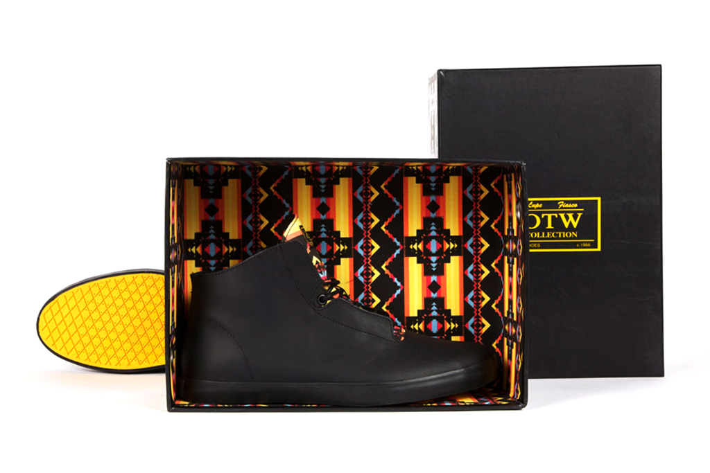 "Lupe Fiasco x Vans OTW Stovepipe ""Native Tongues"""