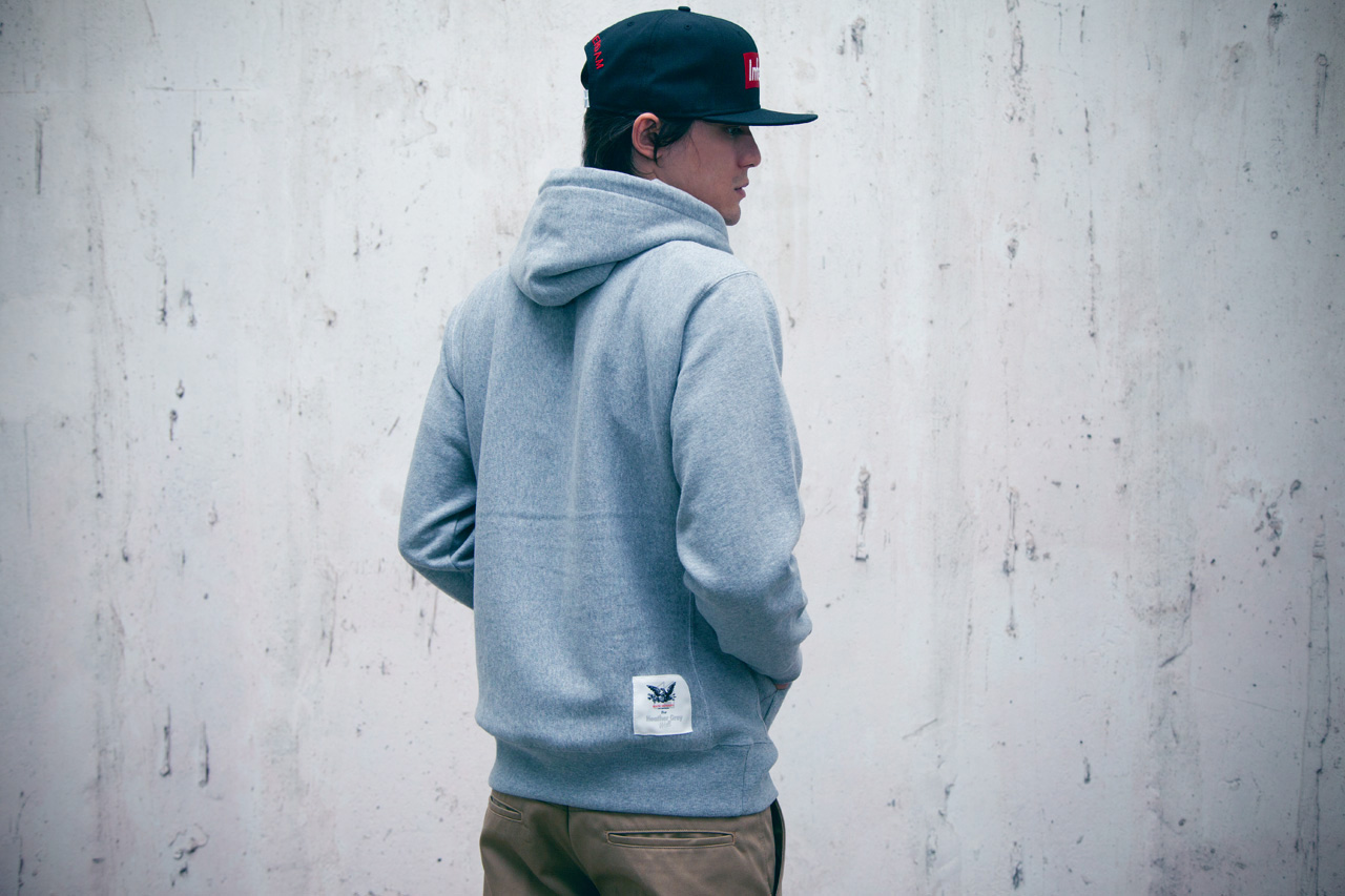 Mark McNairy for Heather Grey Wall 2012 INFERIOR Collection