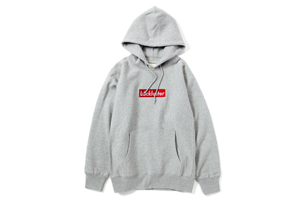 """Mark McNairy for Heather Grey Wall 2013 New Year """"Lackluster"""" Hoodie"""