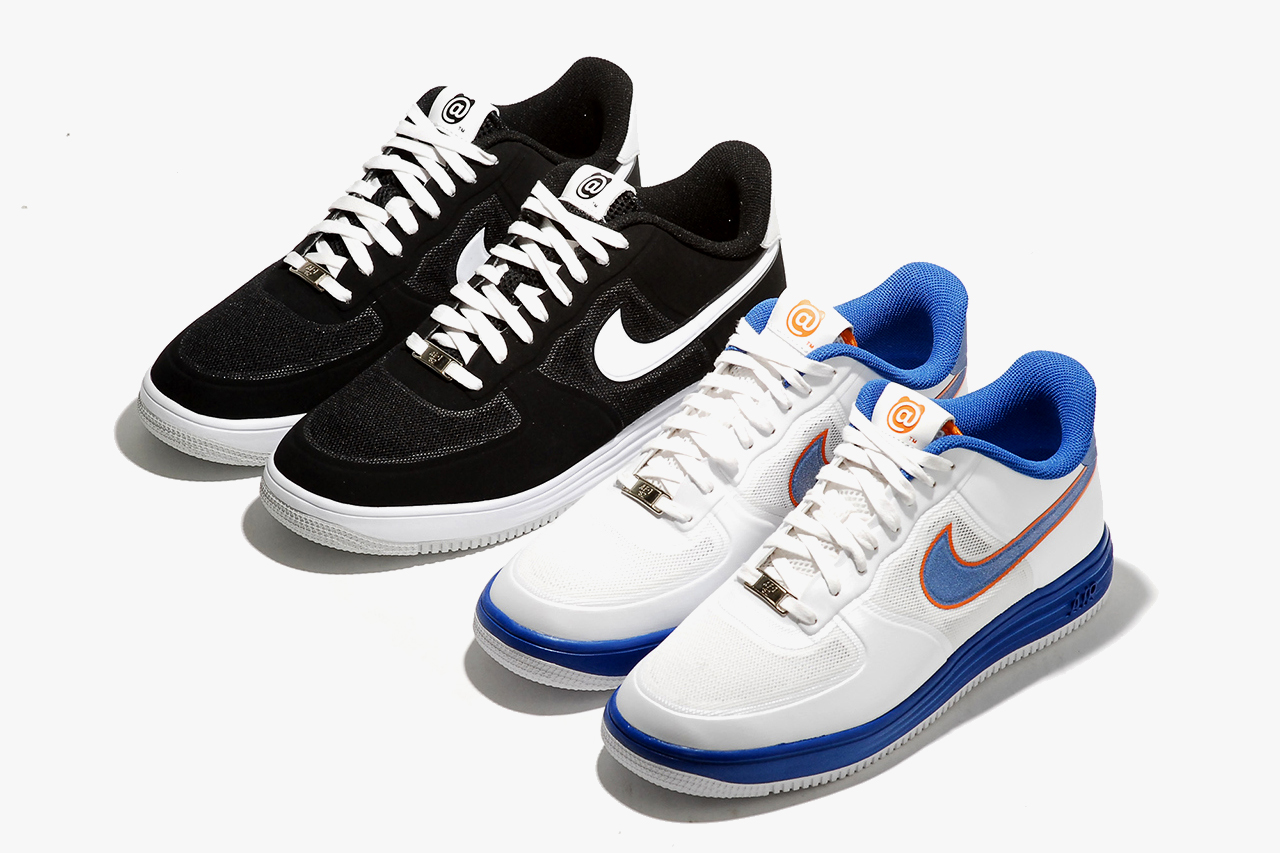 "Medicom Toy x Nike Lunar Force 1 ""Bearbrick"""