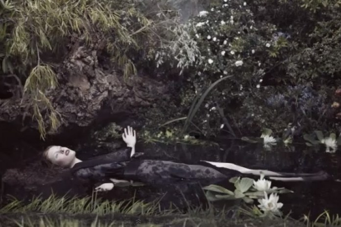 "MIHARAYASUHIRO, Paolo Roversi and Studio WOW ""Ophelia Has a Dream"" Short Film"