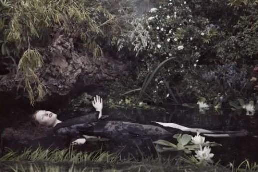 """MIHARAYASUHIRO, Paolo Roversi and Studio WOW """"Ophelia Has a Dream"""" Short Film"""