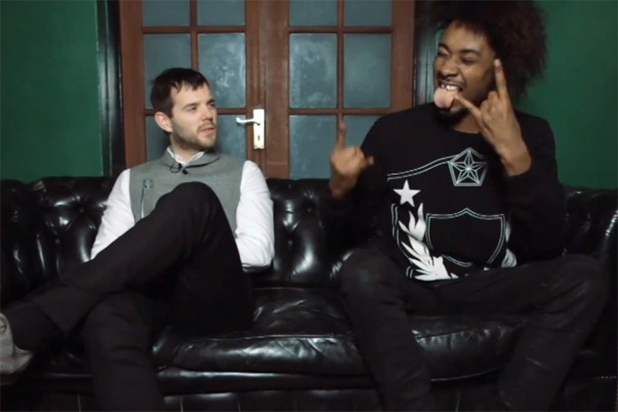 Mike Skinner & Danny Brown 'Back & Forth' Part 1