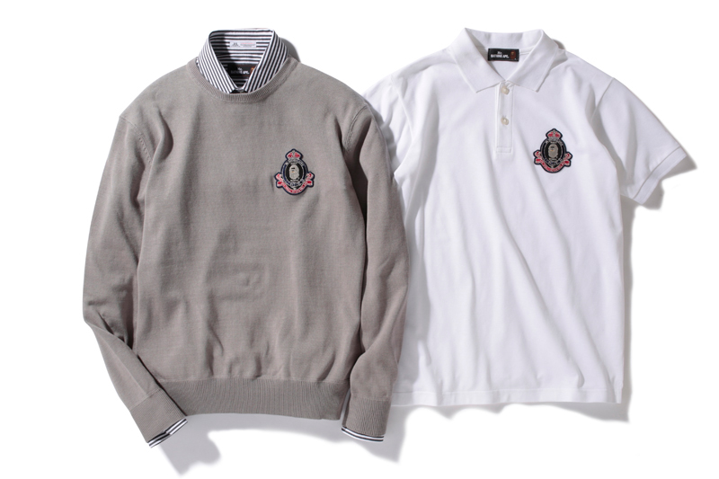 Mr. Bathing Ape 2013 Spring/Summer Collection