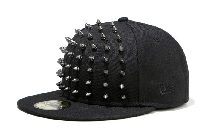MUSIUM DIV. x New Era Studded Cap Collection