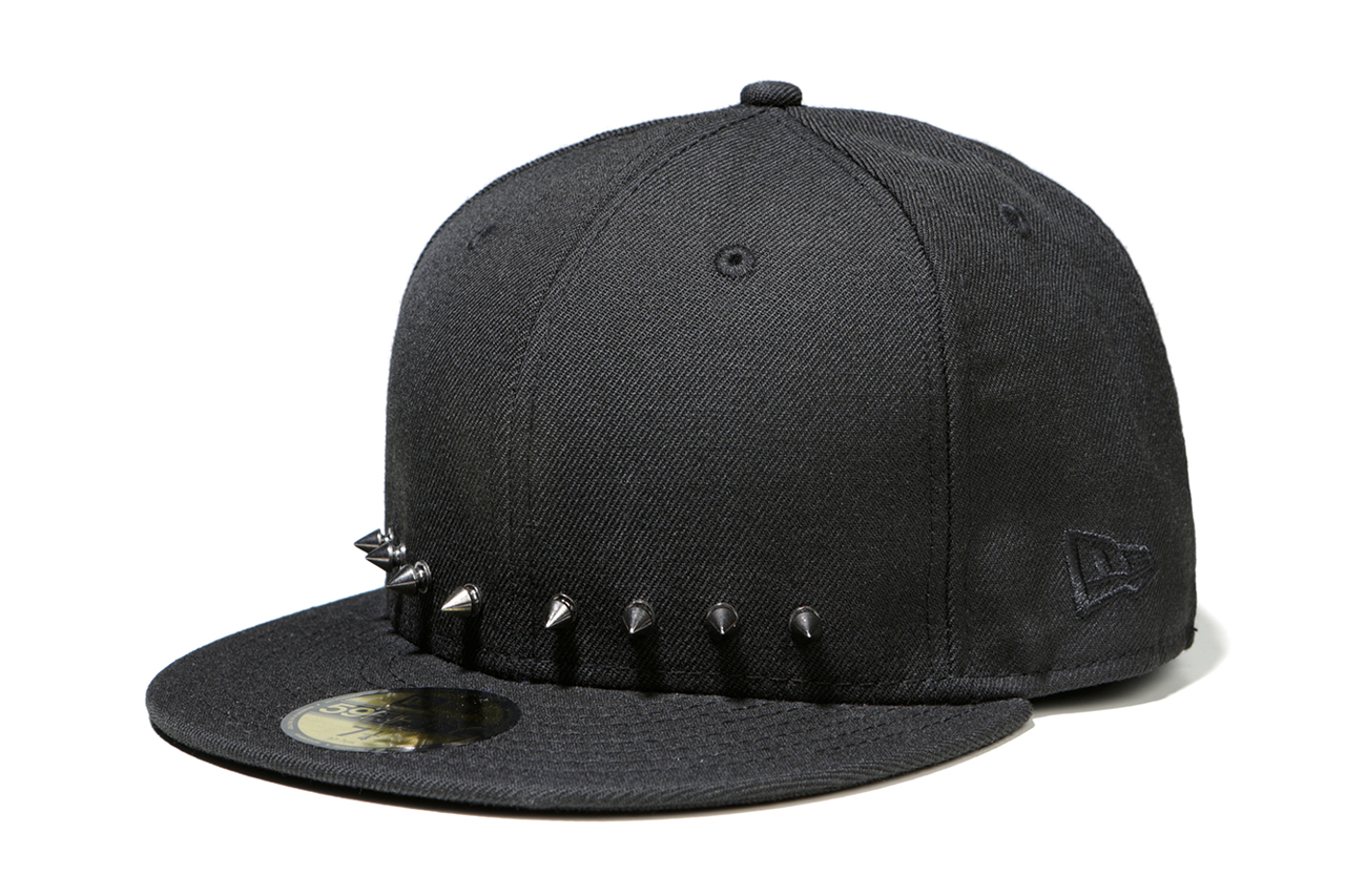 musium div x new era studded cap collection