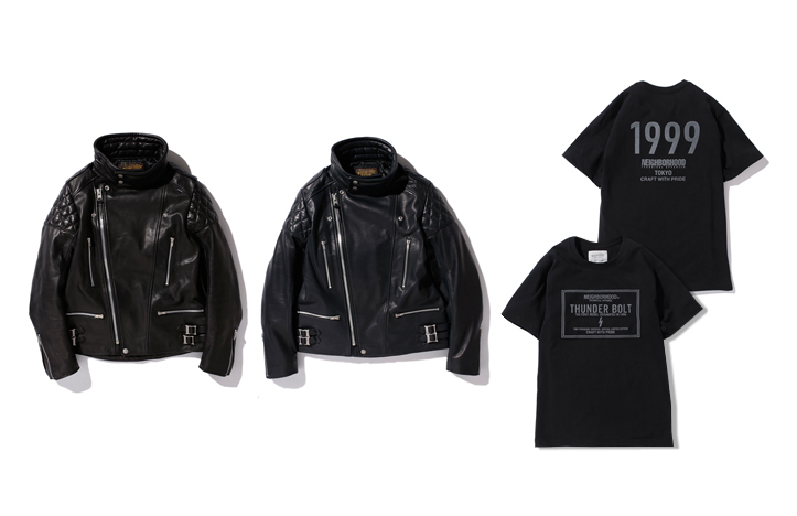 "NEIGHBORHOOD 2013 Spring/Summer ""Thunderbolt"" Collection"