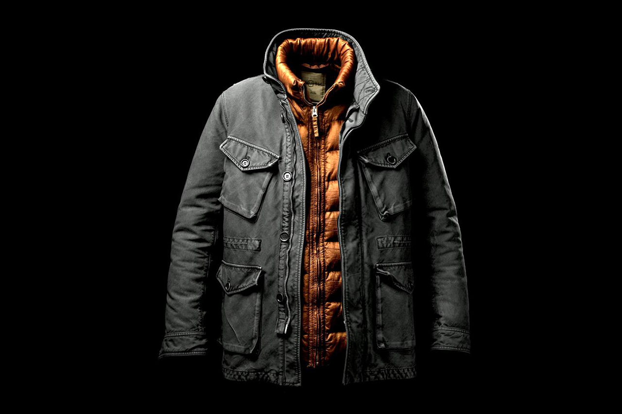nemen combine technical function italian tailoring