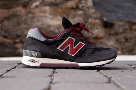 New Balance 1300 Burgundy/Grey