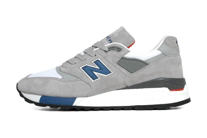 "New Balance M998RR ""Grey/Blue"""