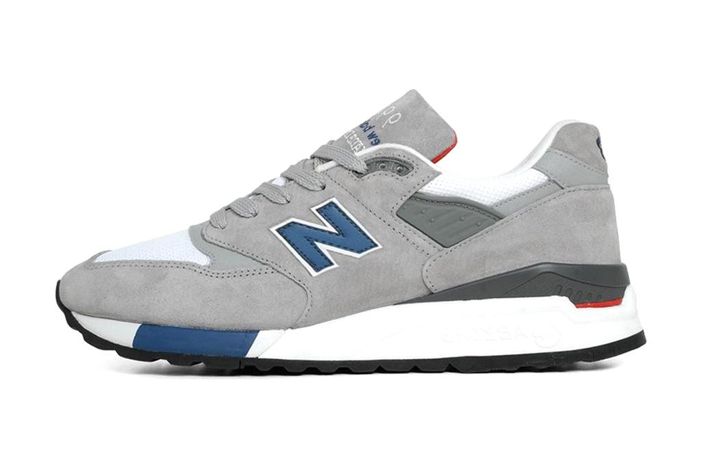 "New Balance M998RR ""Grey/Blue"""