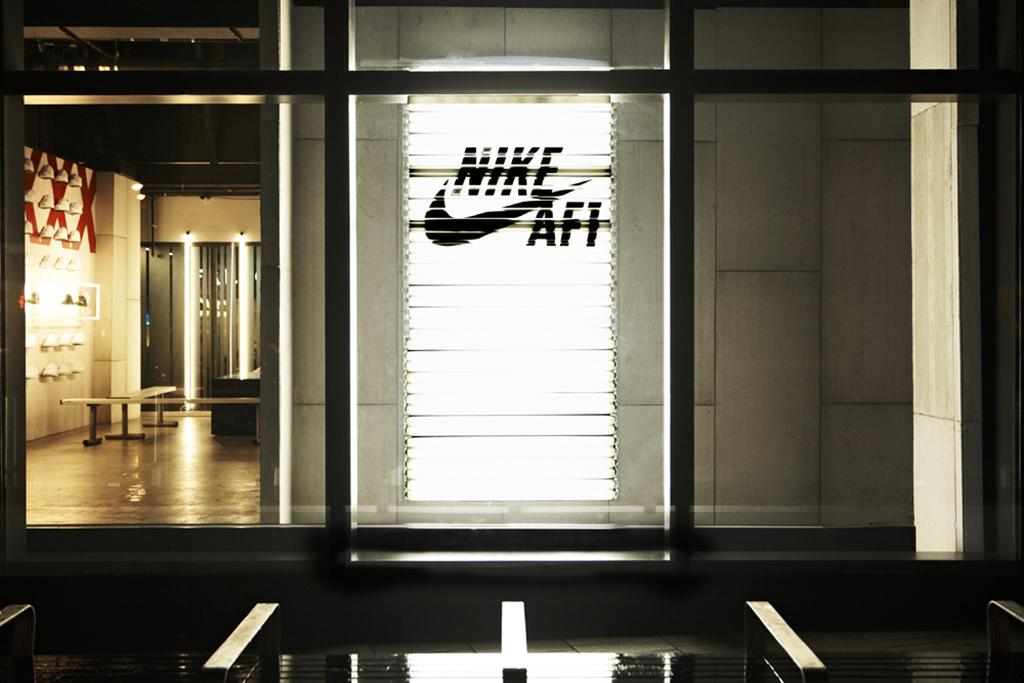 "Nike Air Force 1 XXX ""Pivot Point"" New York"