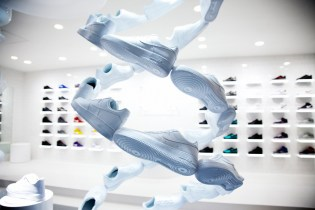 """Nike Air Force 1 XXX """"The Pivot Point"""" 30th Anniversary Pop-Up Store"""