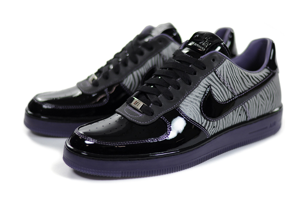 Nike Air Force 1 Downtown Zebra