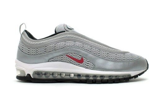 "Nike Air Max 97 Premium EM ""Silver/Varsity Red"""