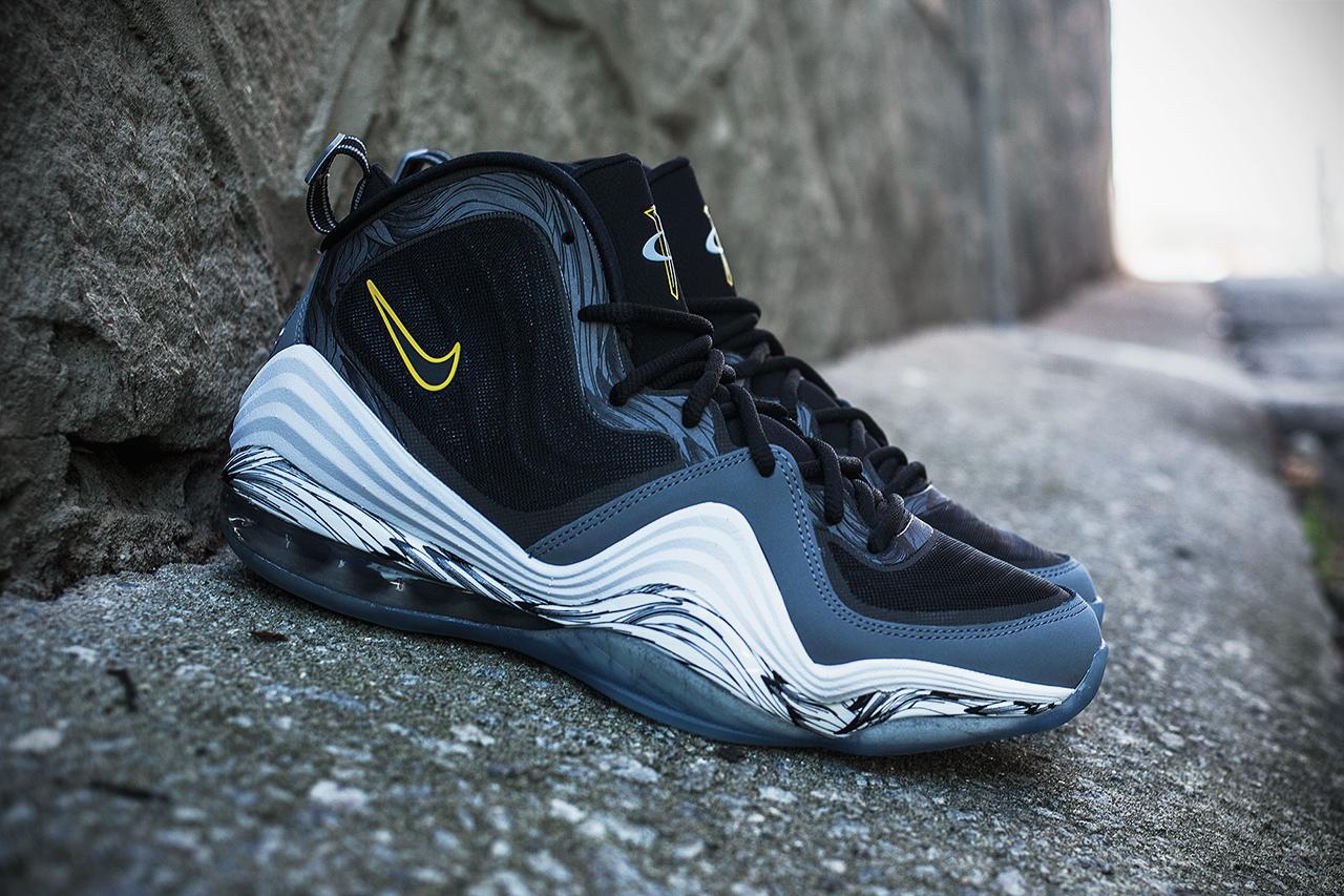 "Nike Air Penny V 2012 ""Tour Yellow"""