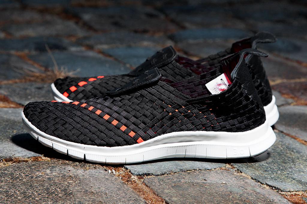 Nike Sportswear 2013 Spring/Summer Free Woven Black/Sail