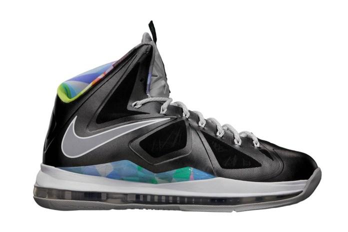 "Nike LeBron X ""Prism"""