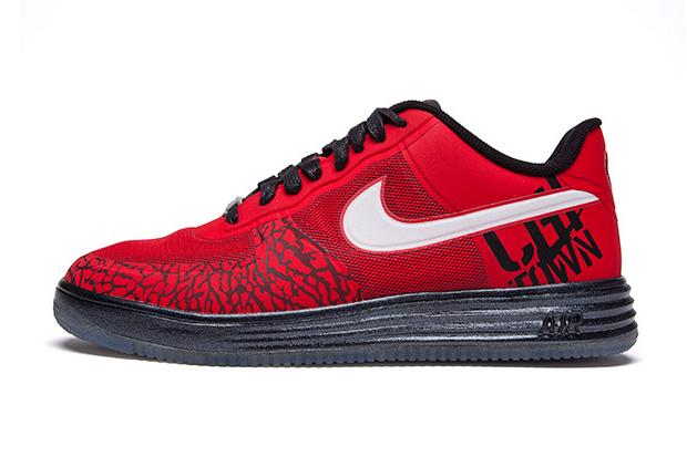 "Nike Lunar Force 1 Fuse ""City Pack"""