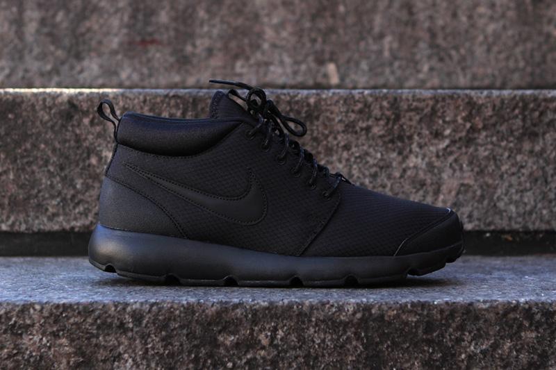 "Nike Roshe Run Trail ""Blackout"""