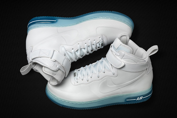 Nike Sportswear Highlights Each Air Force 1: Meet the Family of Force