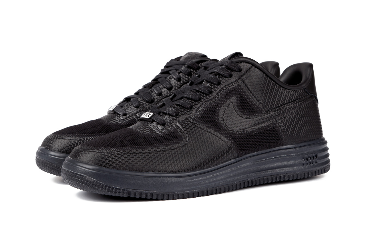 Nike Sportswear Lunar Force 1 Fuse NRG Black/Anthracite Further Look