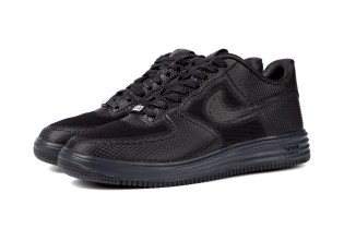 Nike Sportswear Lunar Force 1 Fuse NRG Black/Anthracite Further Look