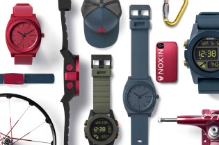 "Nixon 2013 Spring/Summer ""Anodaze"" Collection"