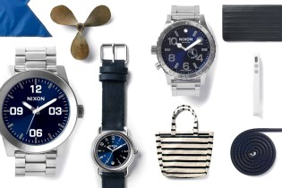 "Nixon 2013 Spring/Summer ""Regal"" Collection"
