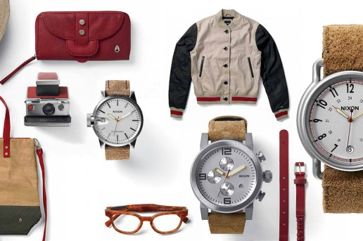 "Nixon 2013 Spring/Summer ""Desert Sand"" Collection"
