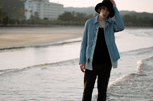 "nonnative 2013 Spring/Summer ""The Coast"" Lookbook"