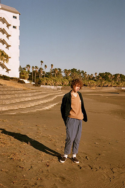 "nonnative 2013 Spring/Summer ""The Coast"" Lookbook"
