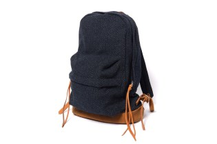 nonnative Dweller Melton Wool Daypack