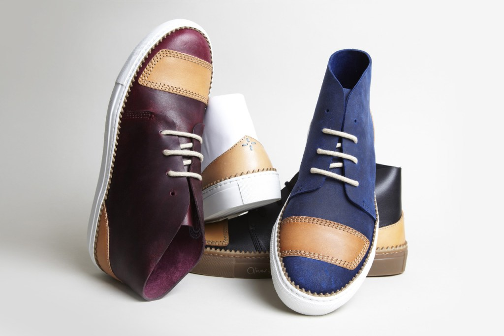 Oliver Sweeney 2012 Compass Collection