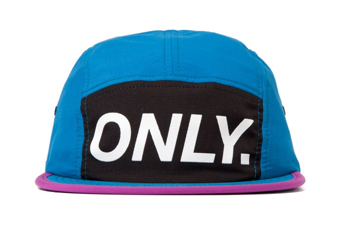 ONLY NY 2012 Fall/Winter 5-Panel Camp Caps