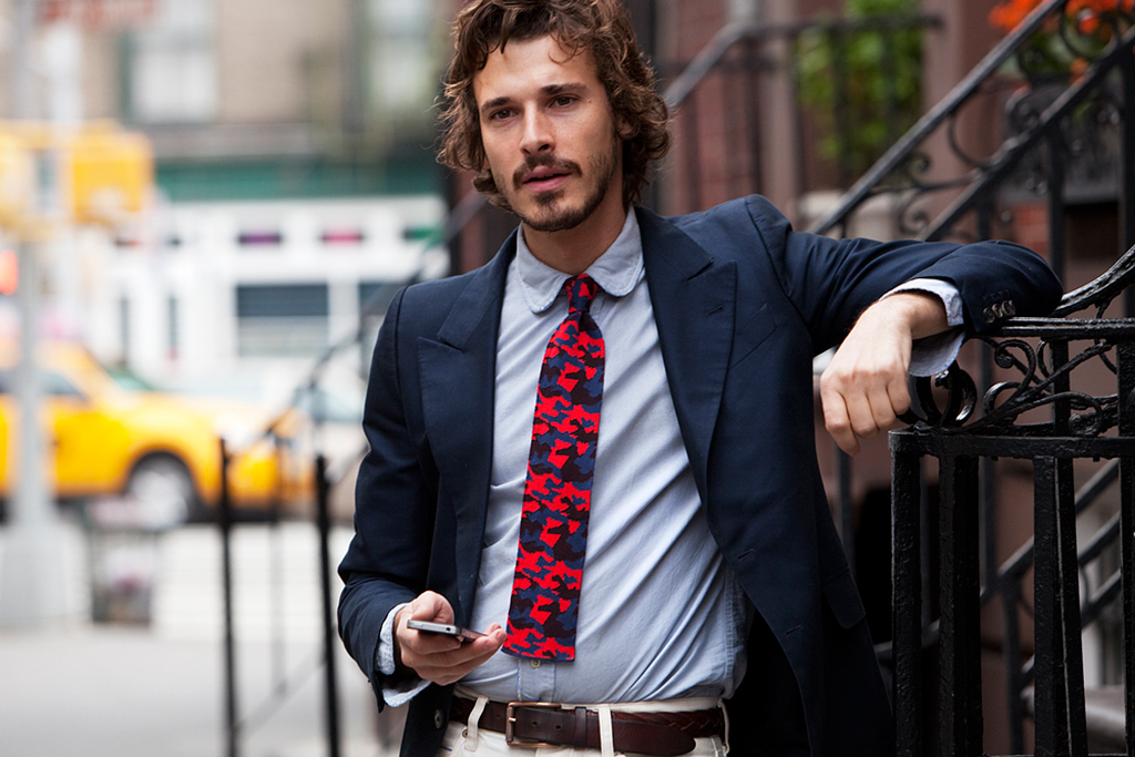 Orley 2012 Holiday Ties Lookbook