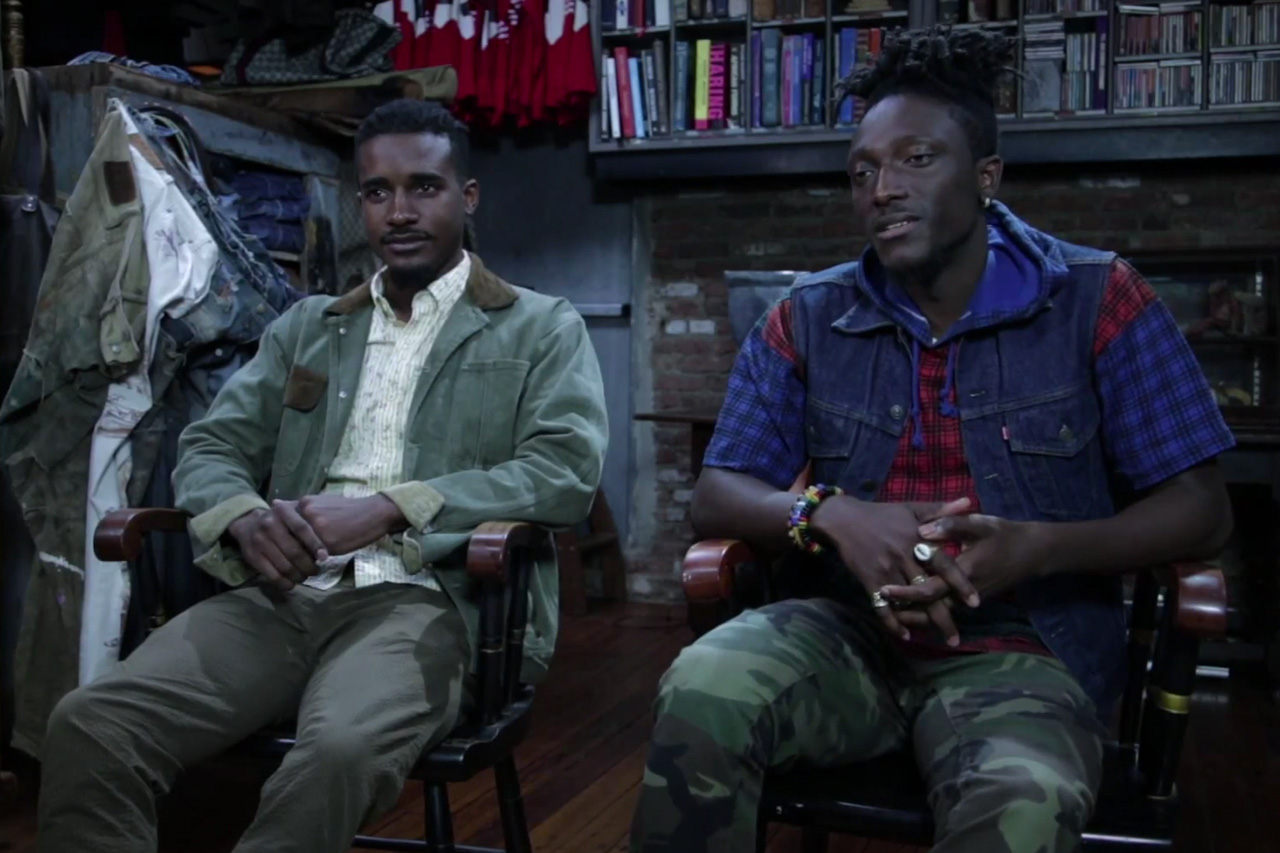 OTHERS by HYPEBEAST: Joshua Kissi & Travis Gumbs of Street Etiquette