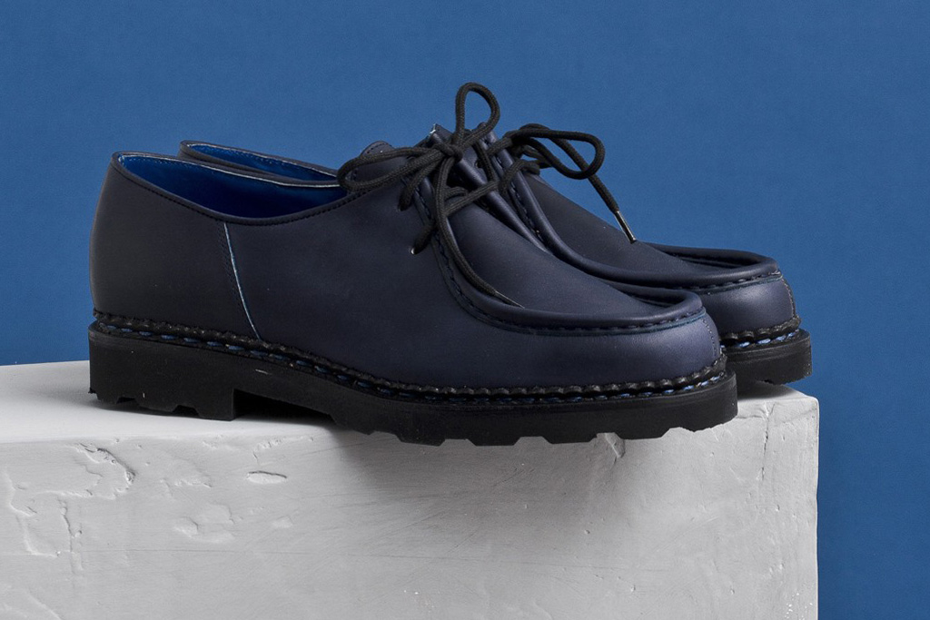 paraboot by etudes bleu etudes collection