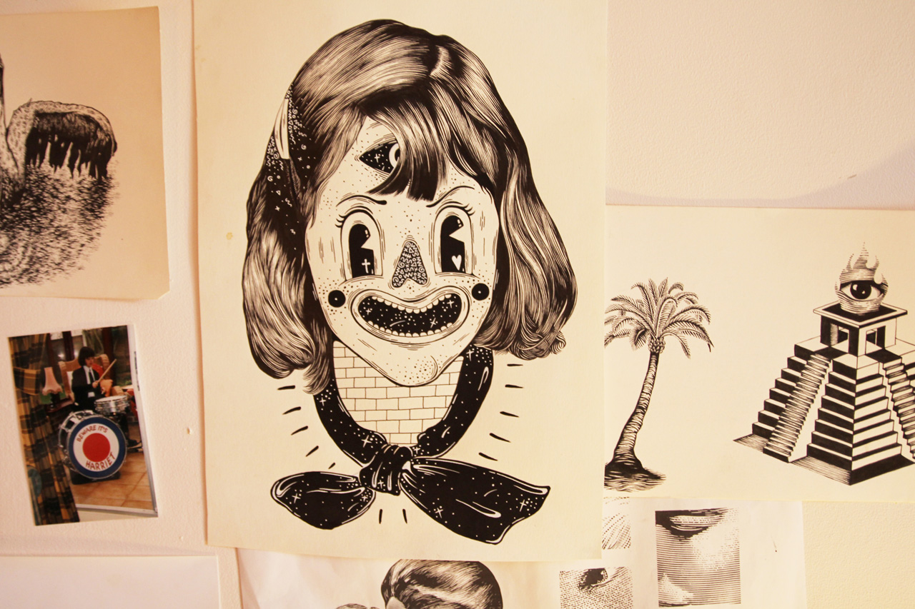 Pen & Paper: Hattie Stewart
