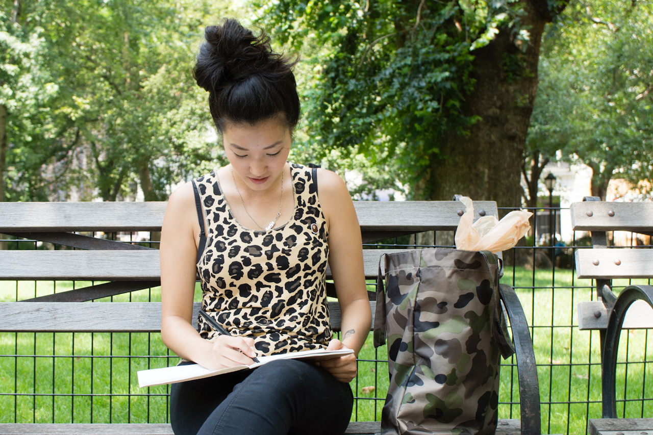 Pen & Paper: Sophia Chang