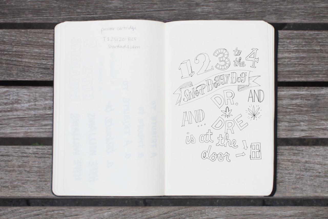 pen paper sophia chang