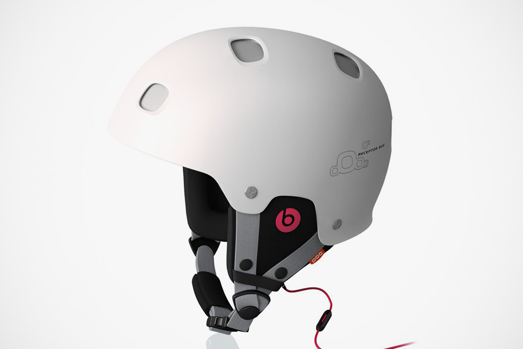 POC Receptor BUG Communication Helmet