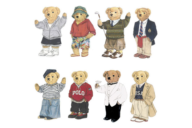 Ralph Lauren to Reintroduce the Polo Bear Sweater