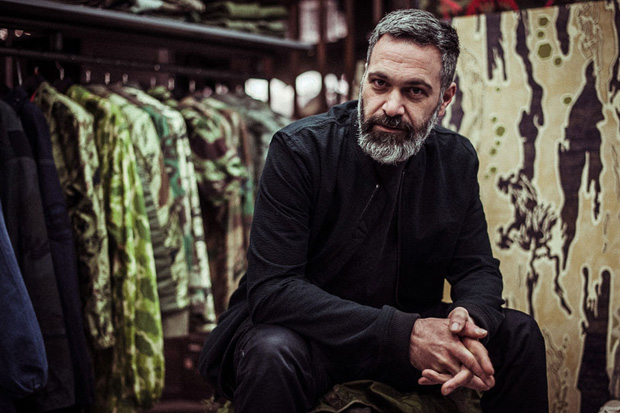 PORT Magazine: Hardy Blechman of maharishi Talks Camouflage