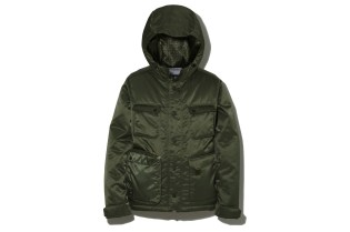 Porter x White Mountaineering POCKET NYLON FIELD MOUNTAIN PARKA