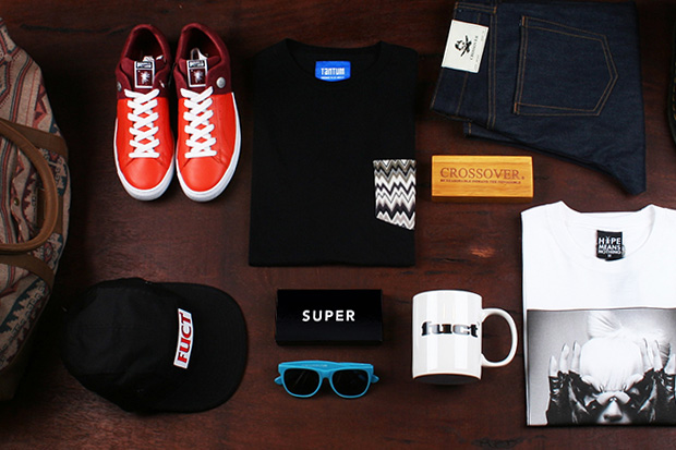 Winner Announced! Win a Prize Pack from Crossover Worth Over $1000!