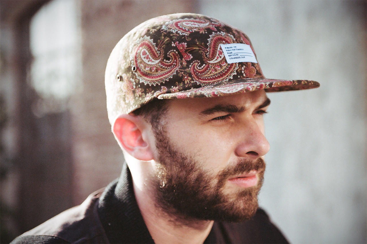 Publish 2012 Holiday Made In USA Headwear Collection