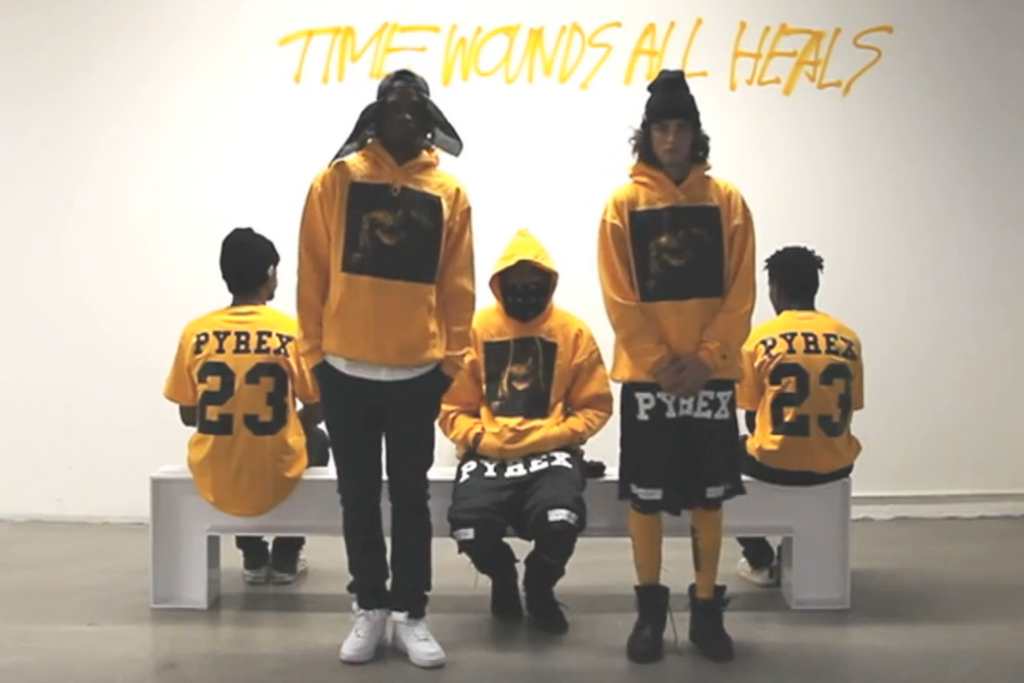 """PYREX VISION 2013 Spring/Summer """"Youth Always Wins"""" Collection"""