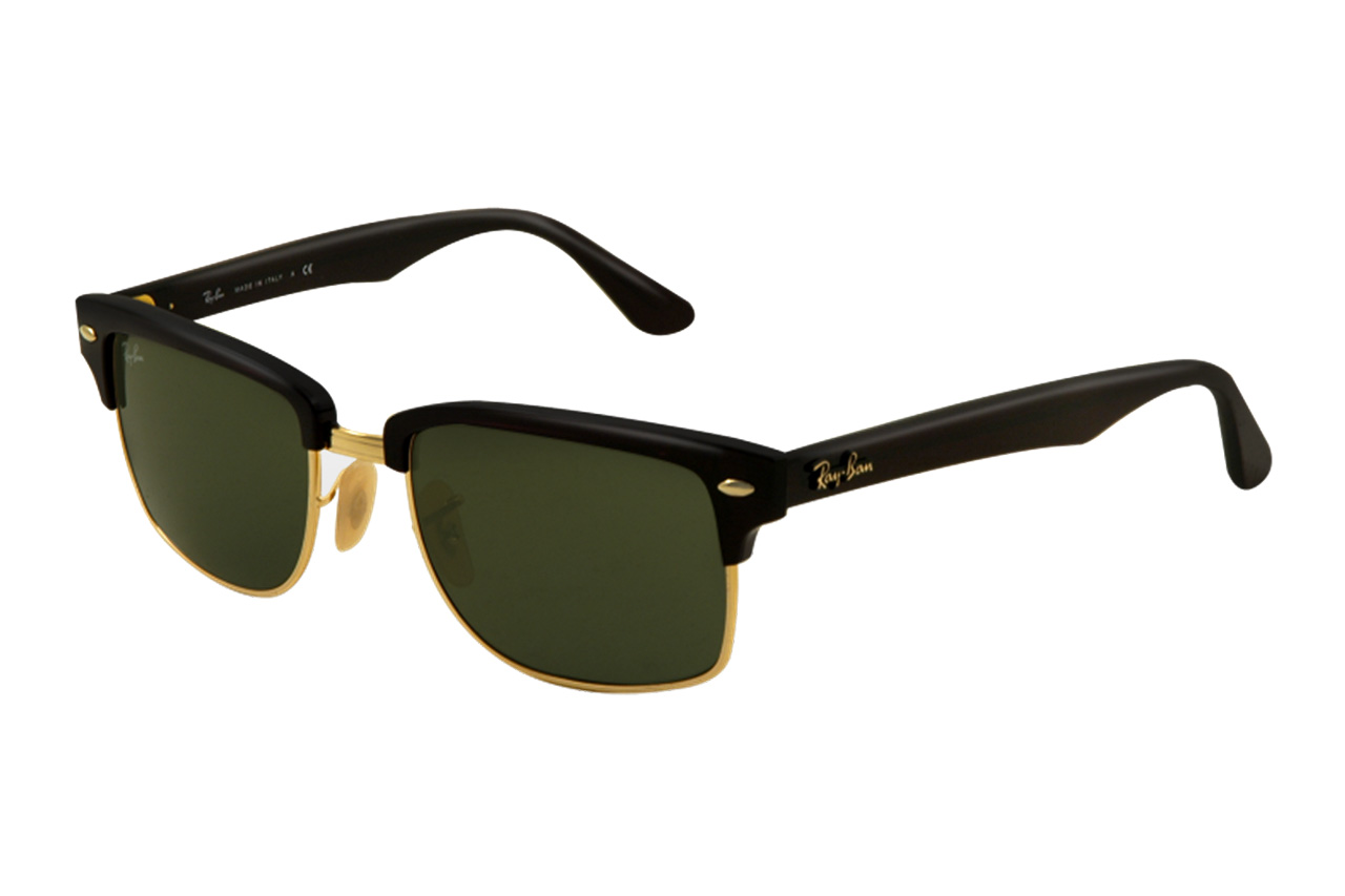 ray ban clubmaster square gradient