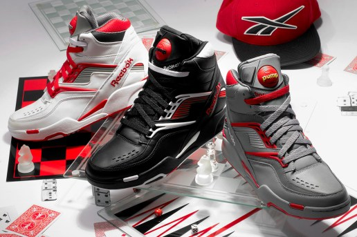 Reebok 2012 Holiday Twilight Zone Pump Collection